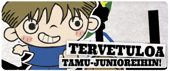 TamU-juniorit