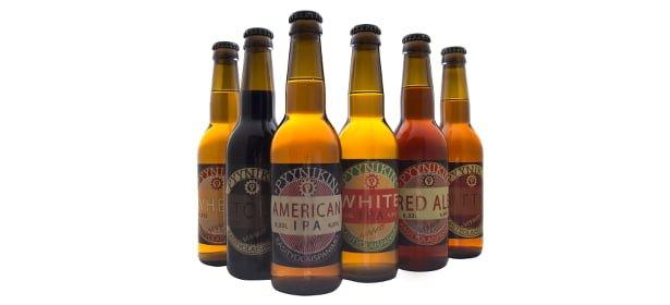 Pyynikin Käsityöläispanimon Sessiosarjan oluita