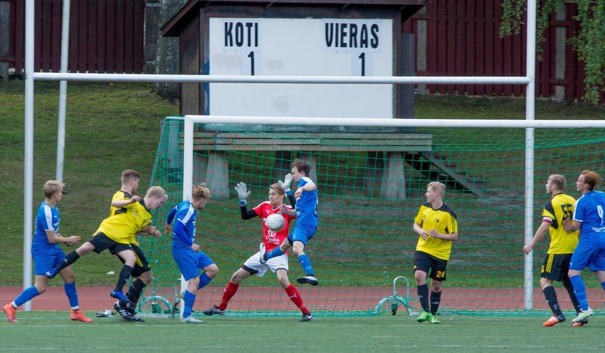 Pekka Äijälä puskee NoPSin johtoon