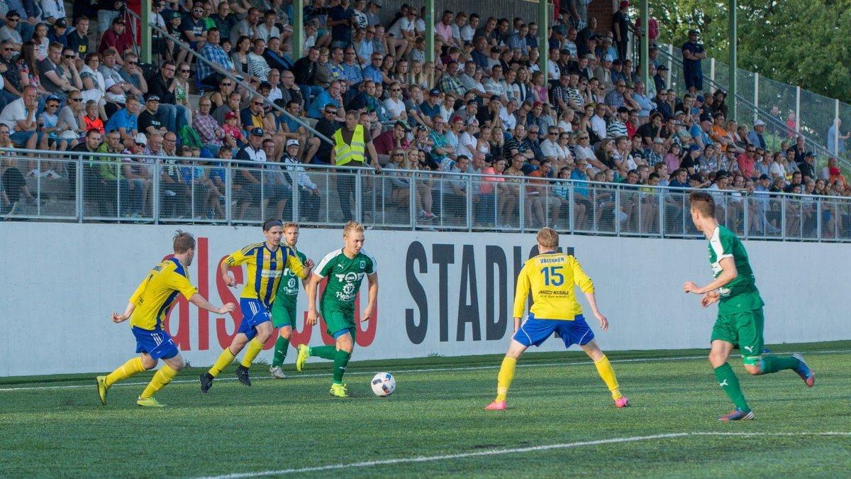 Suvereeni esitys toi täydet pisteet Raumalta | Tampere United
