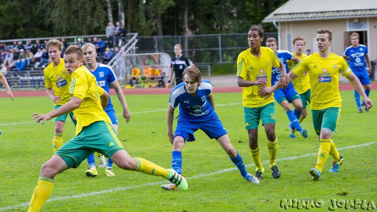 Suomen Cup käyntiin paikallisottelulla sunnuntaina -uutiskuva