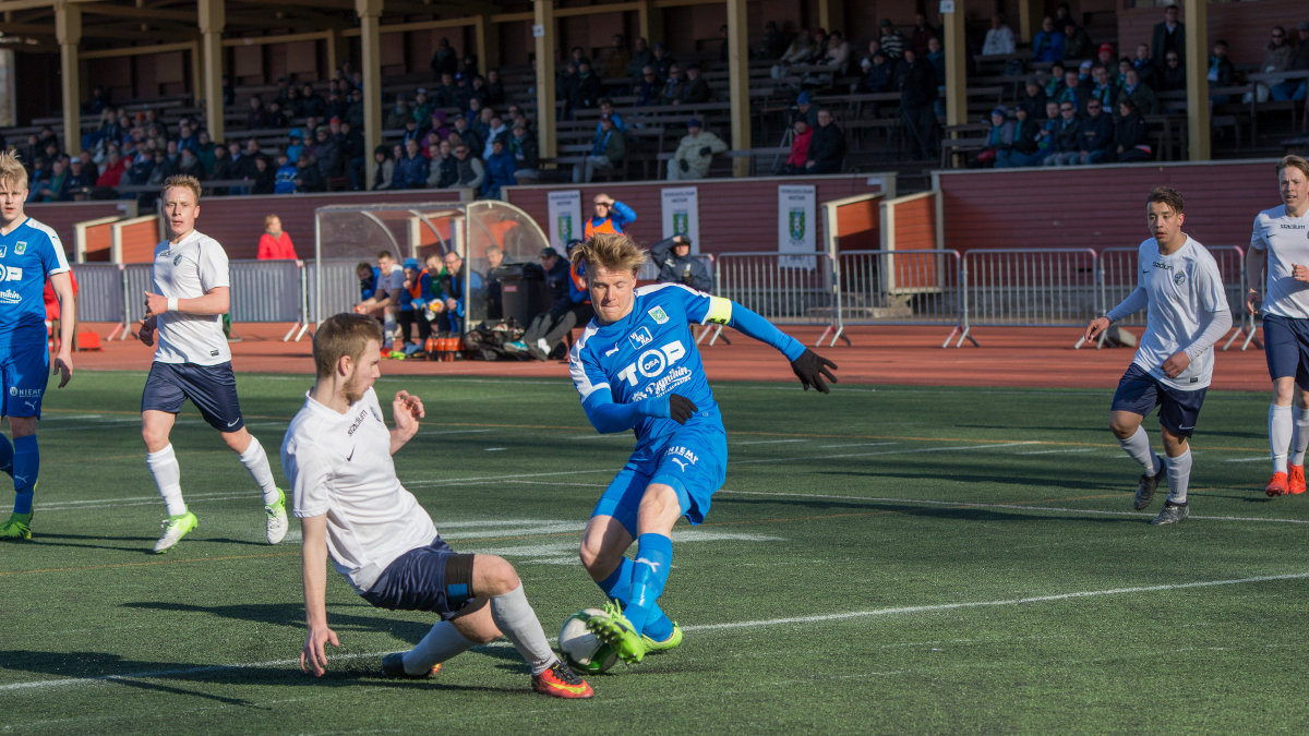 Kauden kynnyksellä kohdataan vielä FC Espoo -uutiskuva