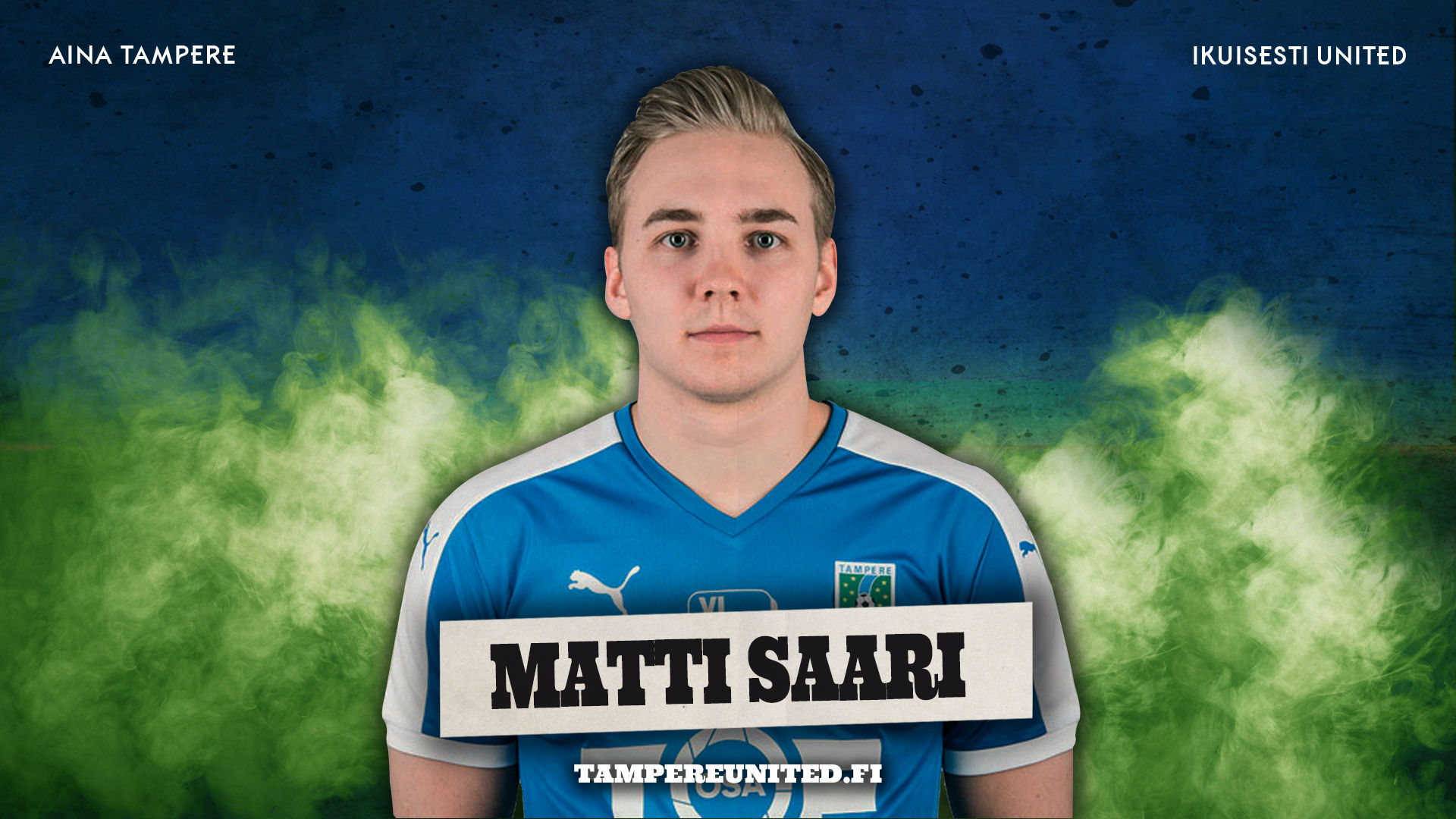 Matti Saari jatkaa Sinipaidoissa myös ensi kaudella -uutiskuva