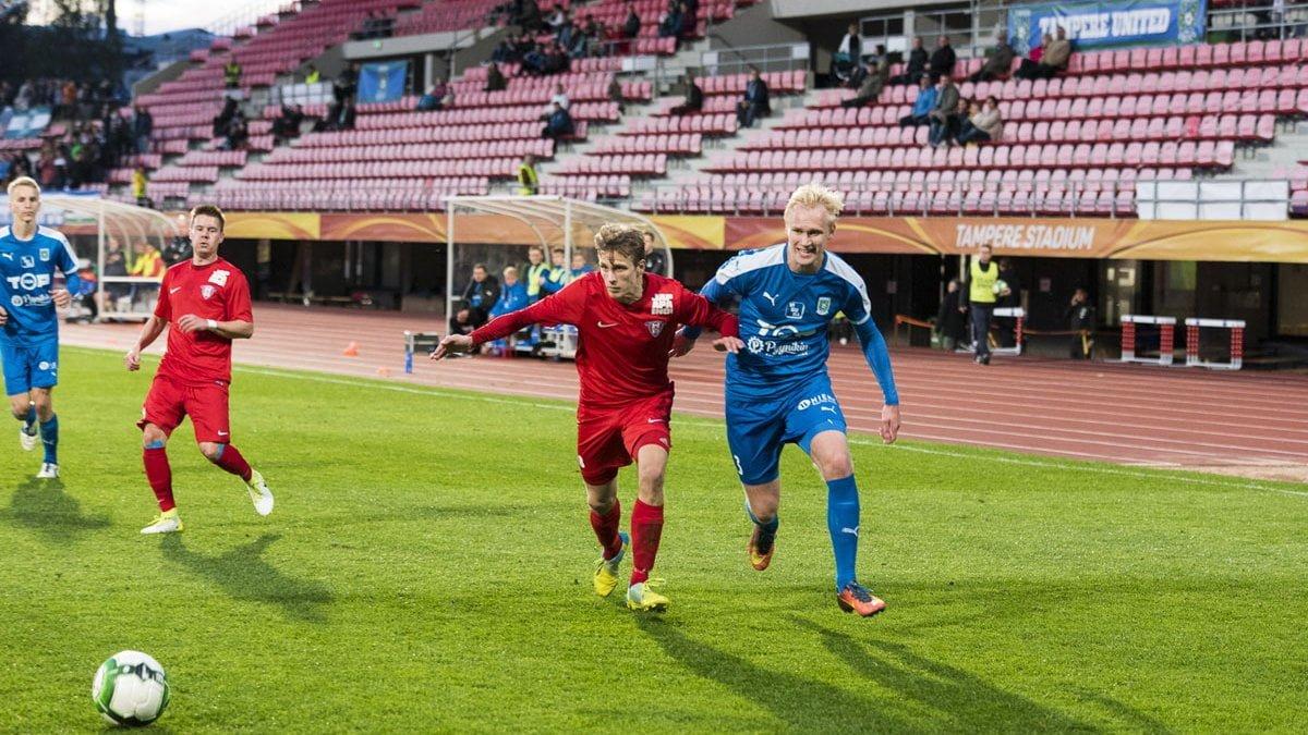 FC Viikingit jätti Sinipaidat maaleitta ja pisteittä Ratinan illassa -uutiskuva