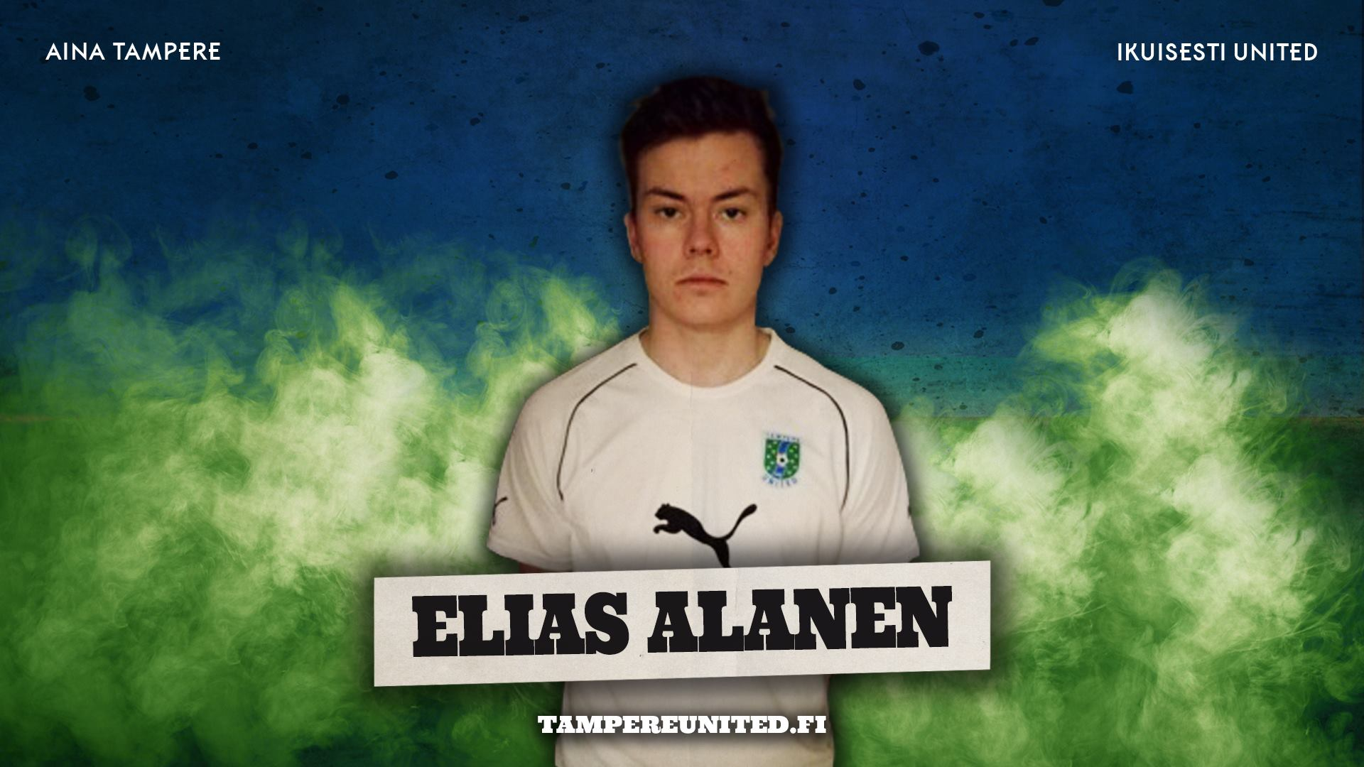 Elias Alanen täydentää TamUn maalivahtinelikon -uutiskuva