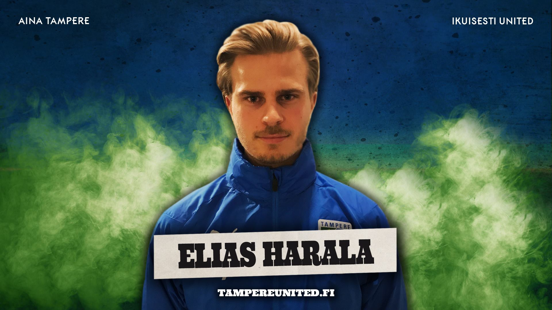 Elias Harala siirtyy PJK:sta Tampere Unitediin -uutiskuva