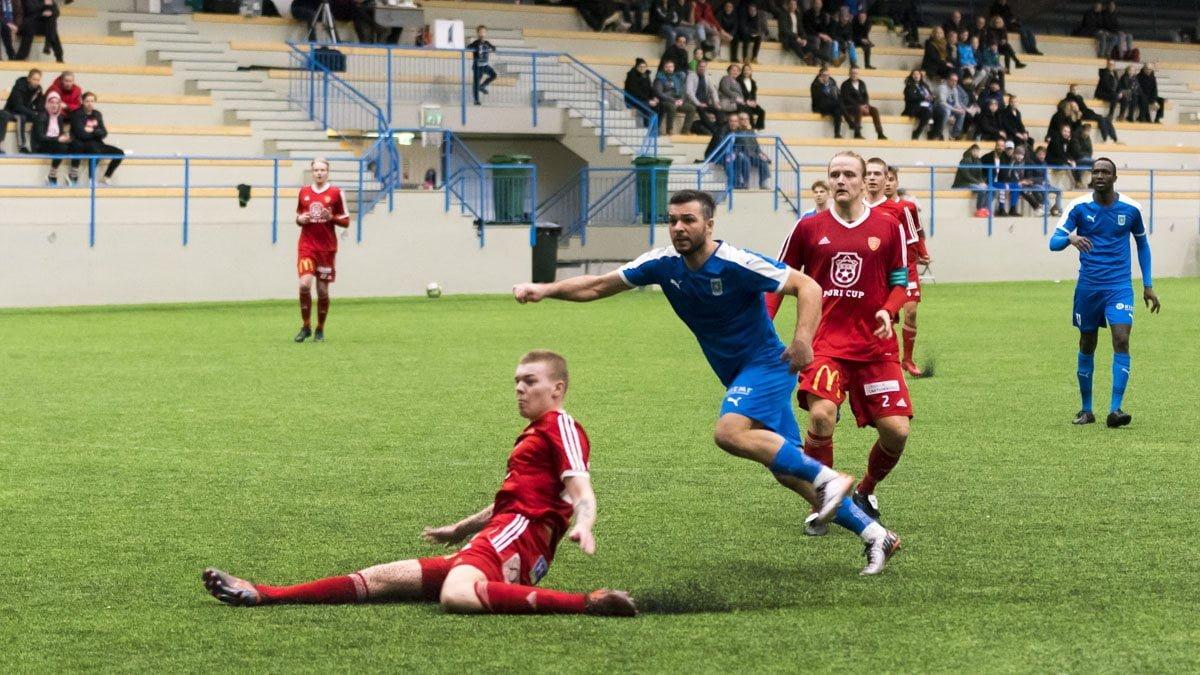 TamU repi kolmen maalin eron FC Jazziin -uutiskuva