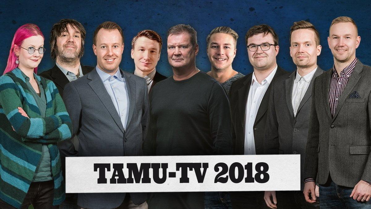 TamU-TV tuo kaudelle 2018 uutta tekniikkaa ja uusia tekijöitä -uutiskuva