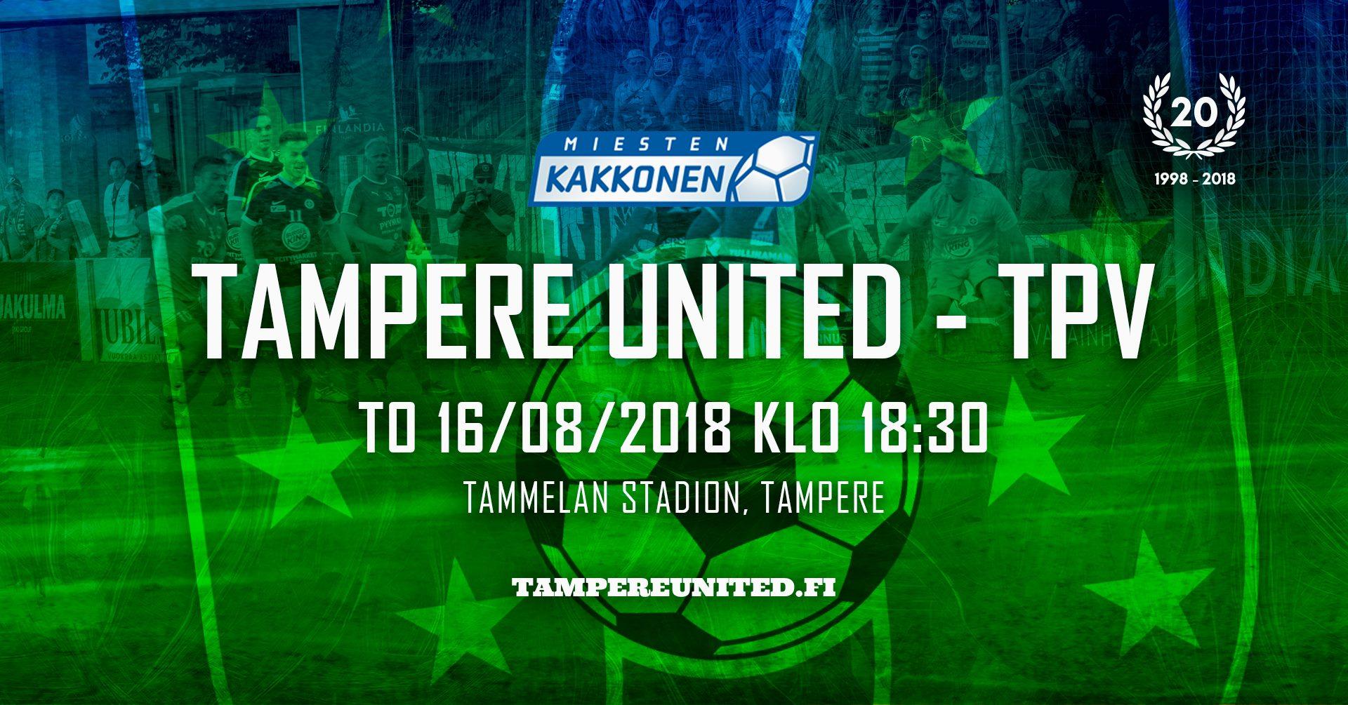 Muistilista Tampereen Derbyyn -uutiskuva
