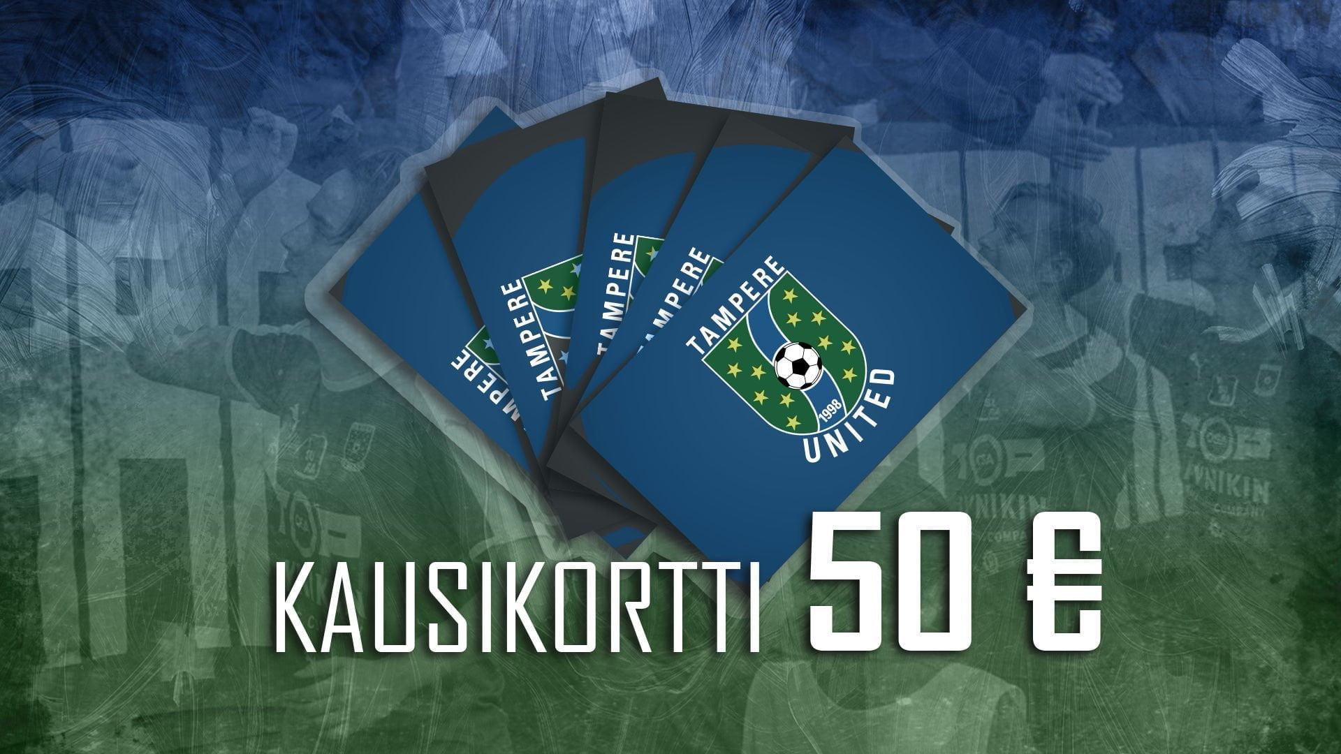 Kausikorttikampanjassa alkaa uusi vaihe – hinta 50 € seuraavaan sopimusuutiseen asti -uutiskuva