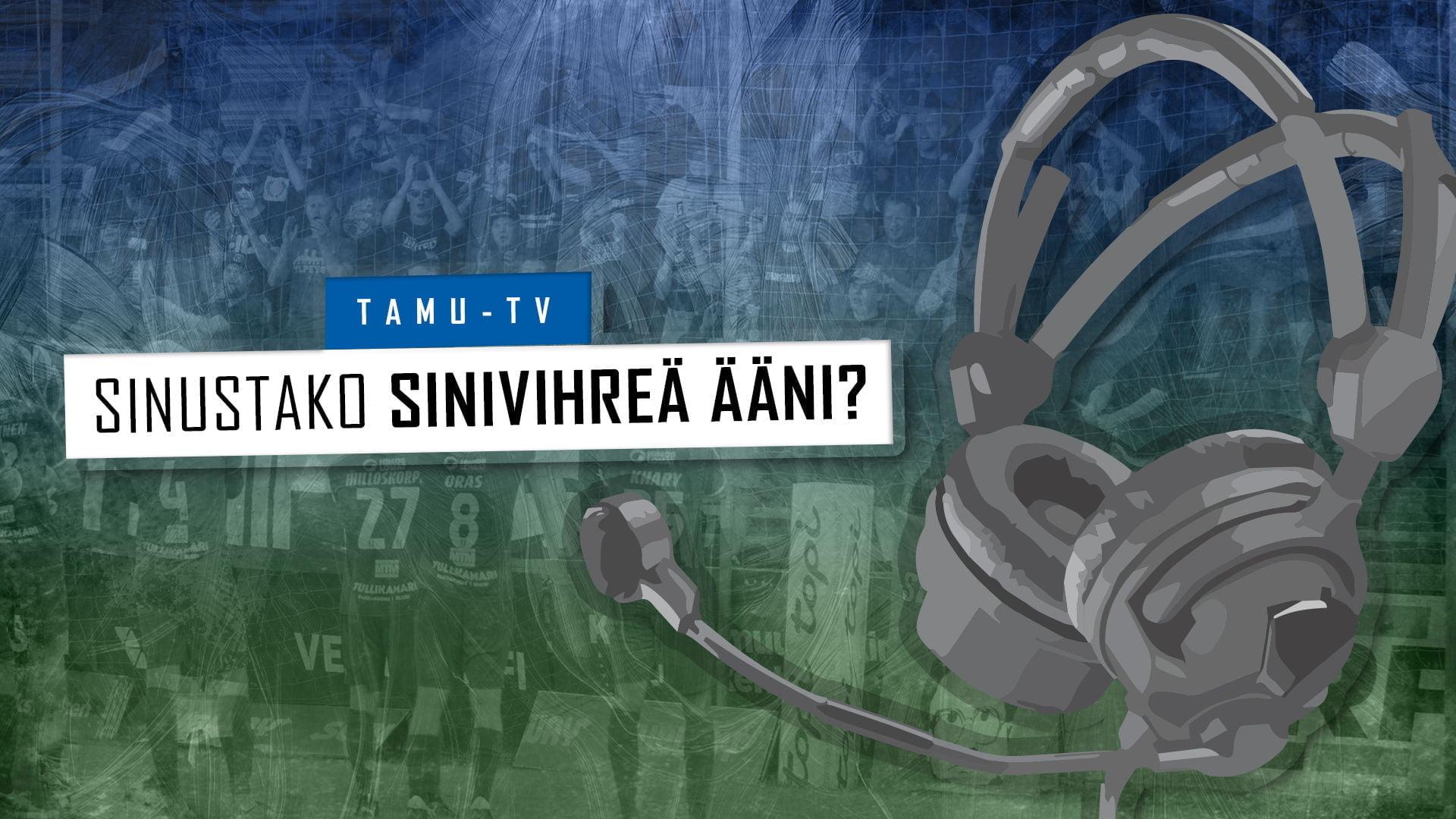 TamU-TV hakee uutta selostajaa -uutiskuva