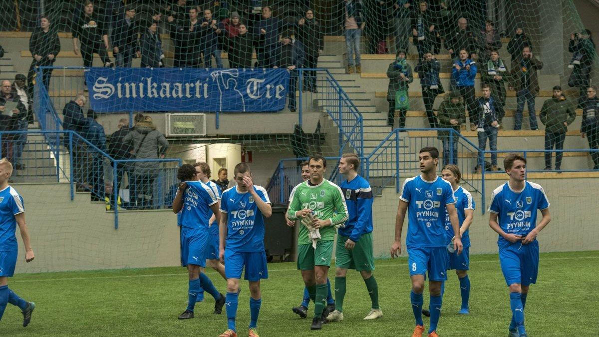 Suomen Cupissa vastaan KaaPo sunnuntaina Pirkkahallissa -uutiskuva