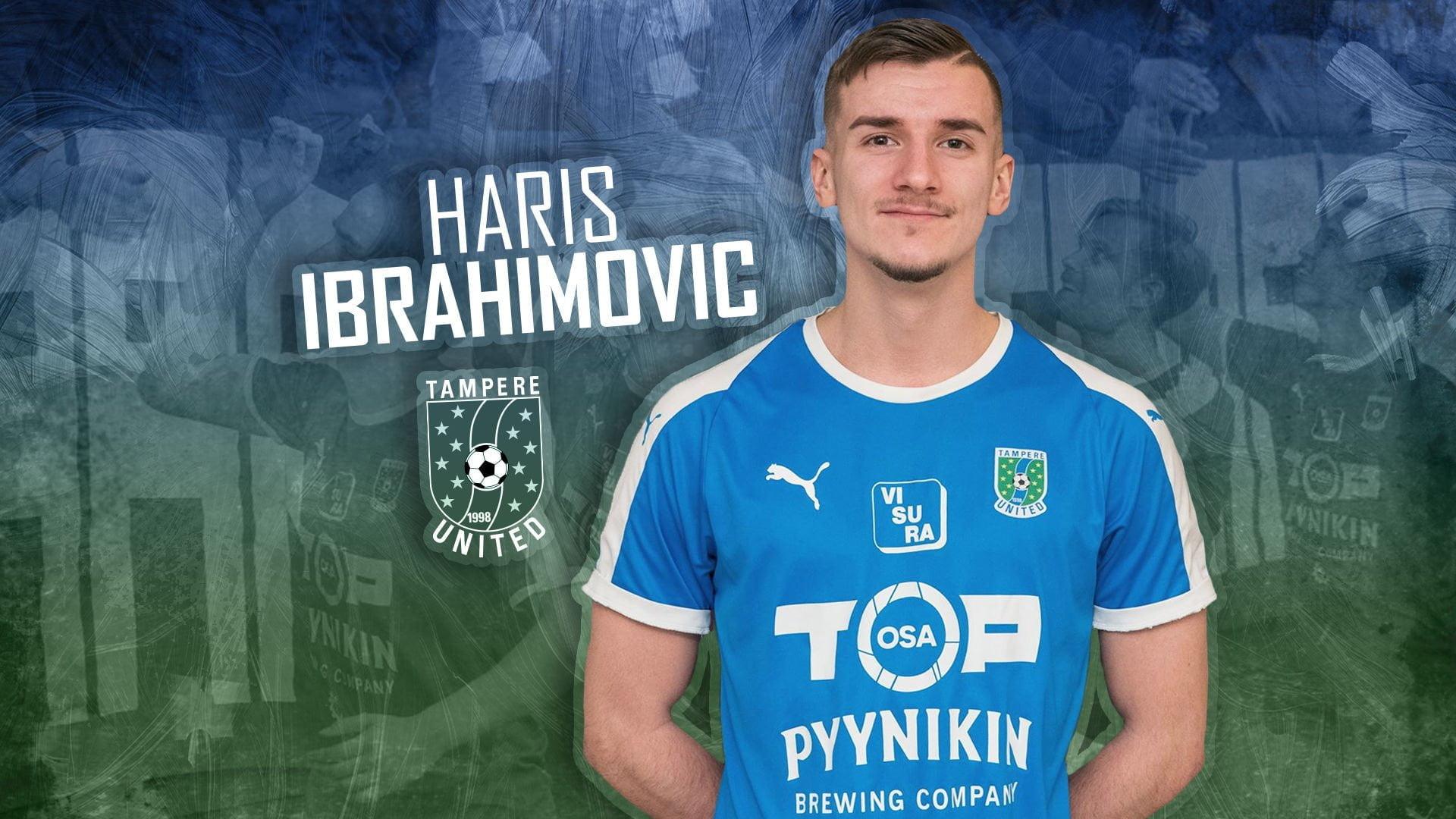 Haris Ibrahimovic kertaa vuoden takaista Espoo-ottelua ja kautta 2019 -uutiskuva