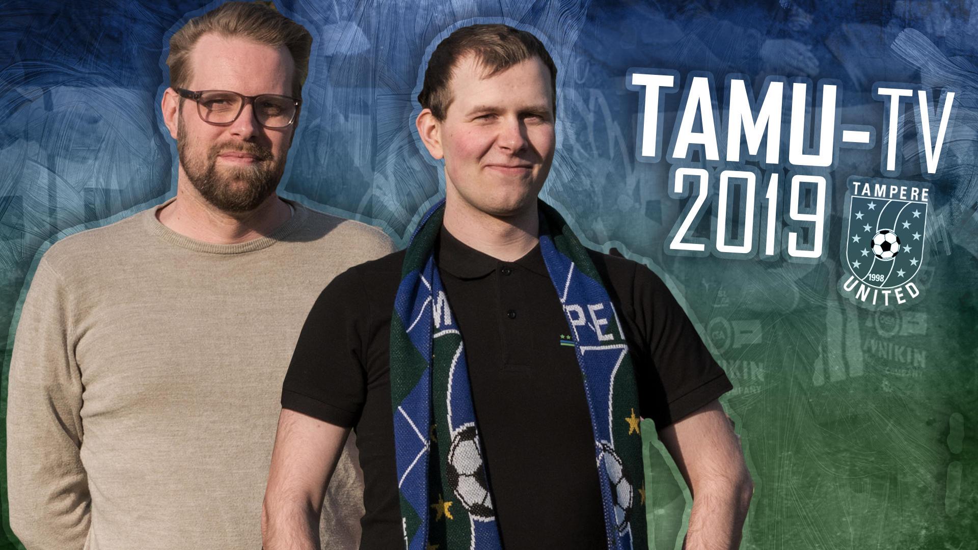 Esittelyssä TamU-TV:n uudet kasvot ja äänet -uutiskuva