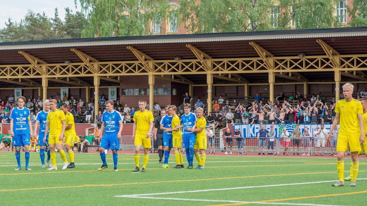 Suomen Cup alkaa Sinipaitojen osalta sunnuntaina -uutiskuva