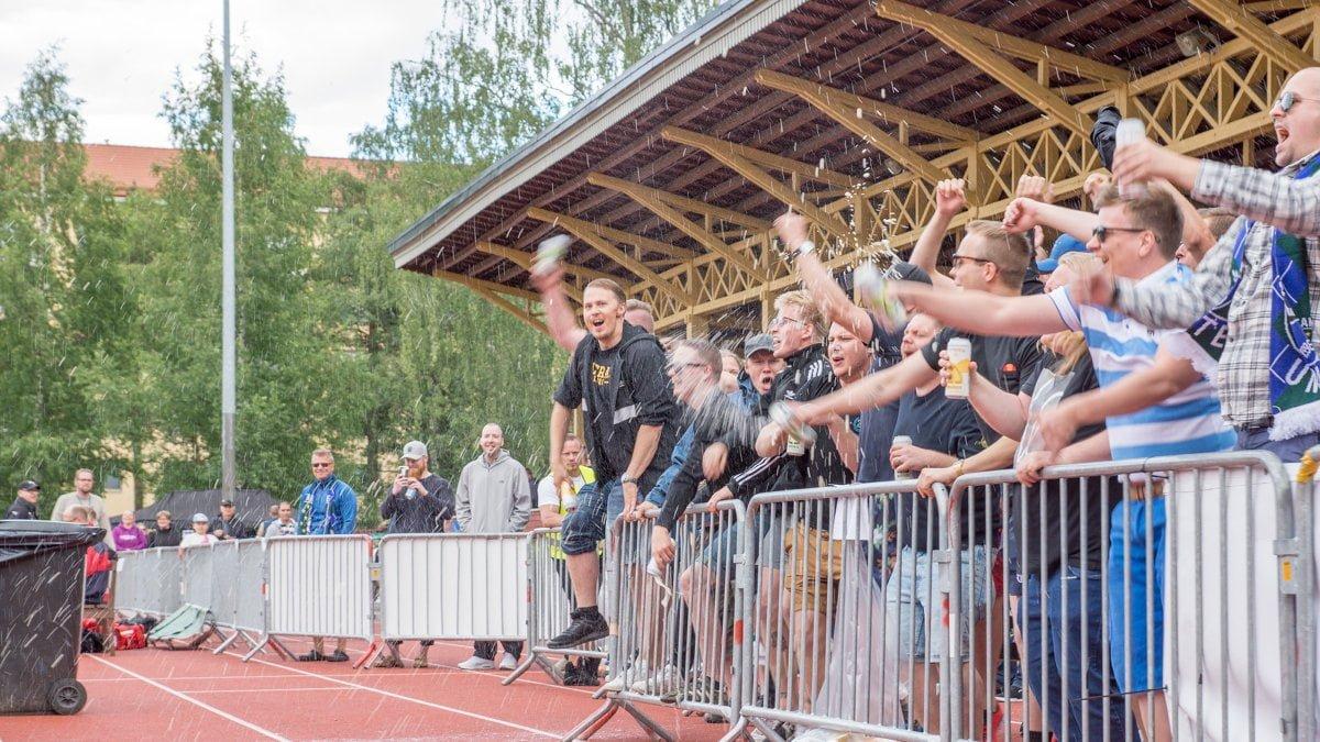 Kipuaminen kohti parempia sarjasijoituksia jatkuu sunnuntaina Espoossa -uutiskuva