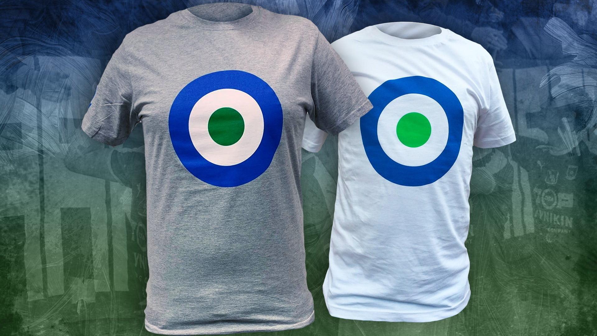RAF-henkisistä t-paidoista myyntiin myös harmaa versio -uutiskuva