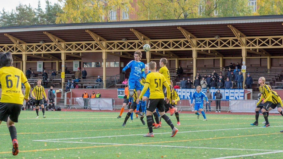 Pettymysten kausi 2019 päätettiin voitonjuhliin Pyynikillä -uutiskuva
