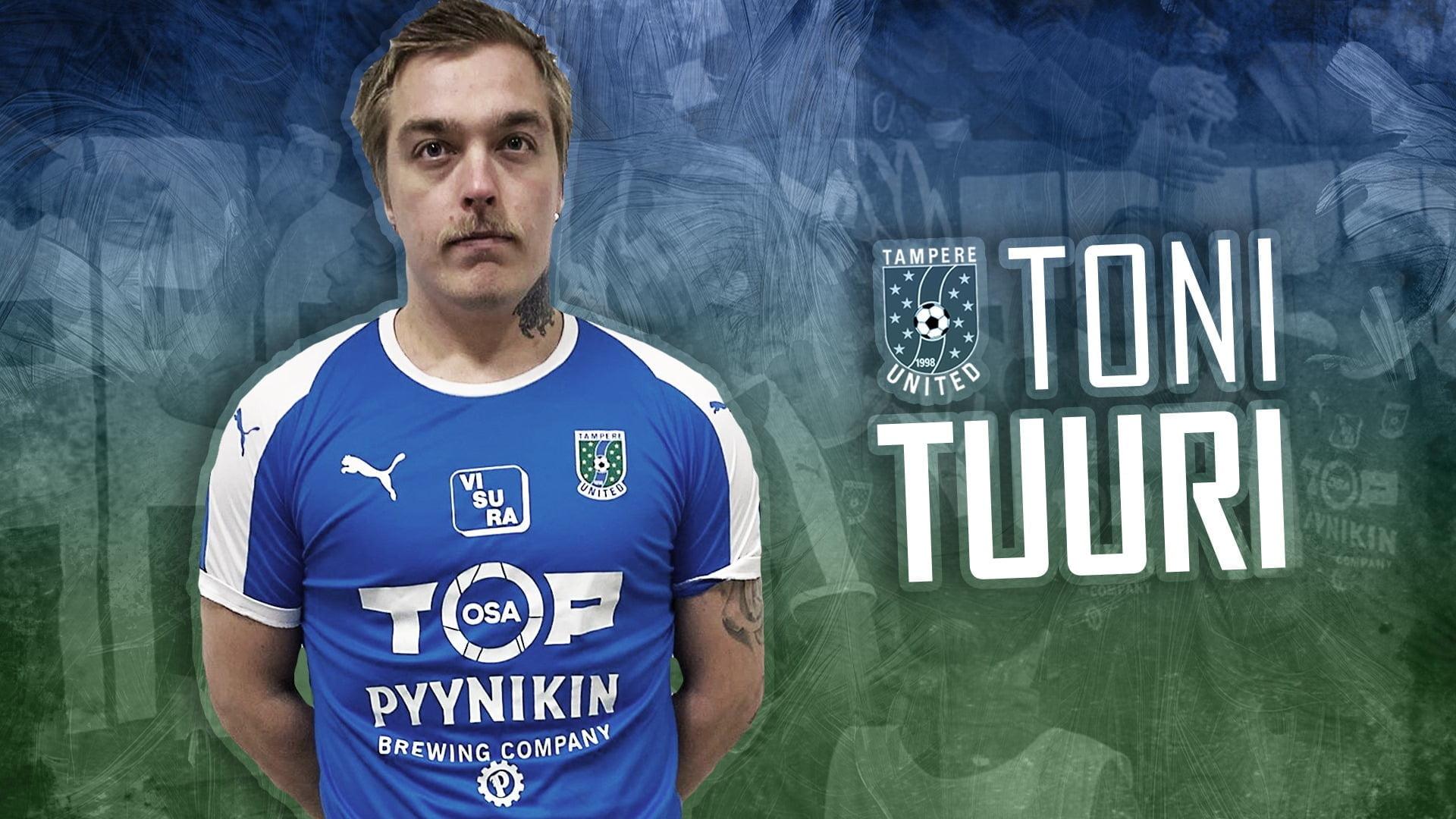 Toni Tuuri on ensimmäinen uusi sopimuspelaaja kaudelle 2020 -uutiskuva