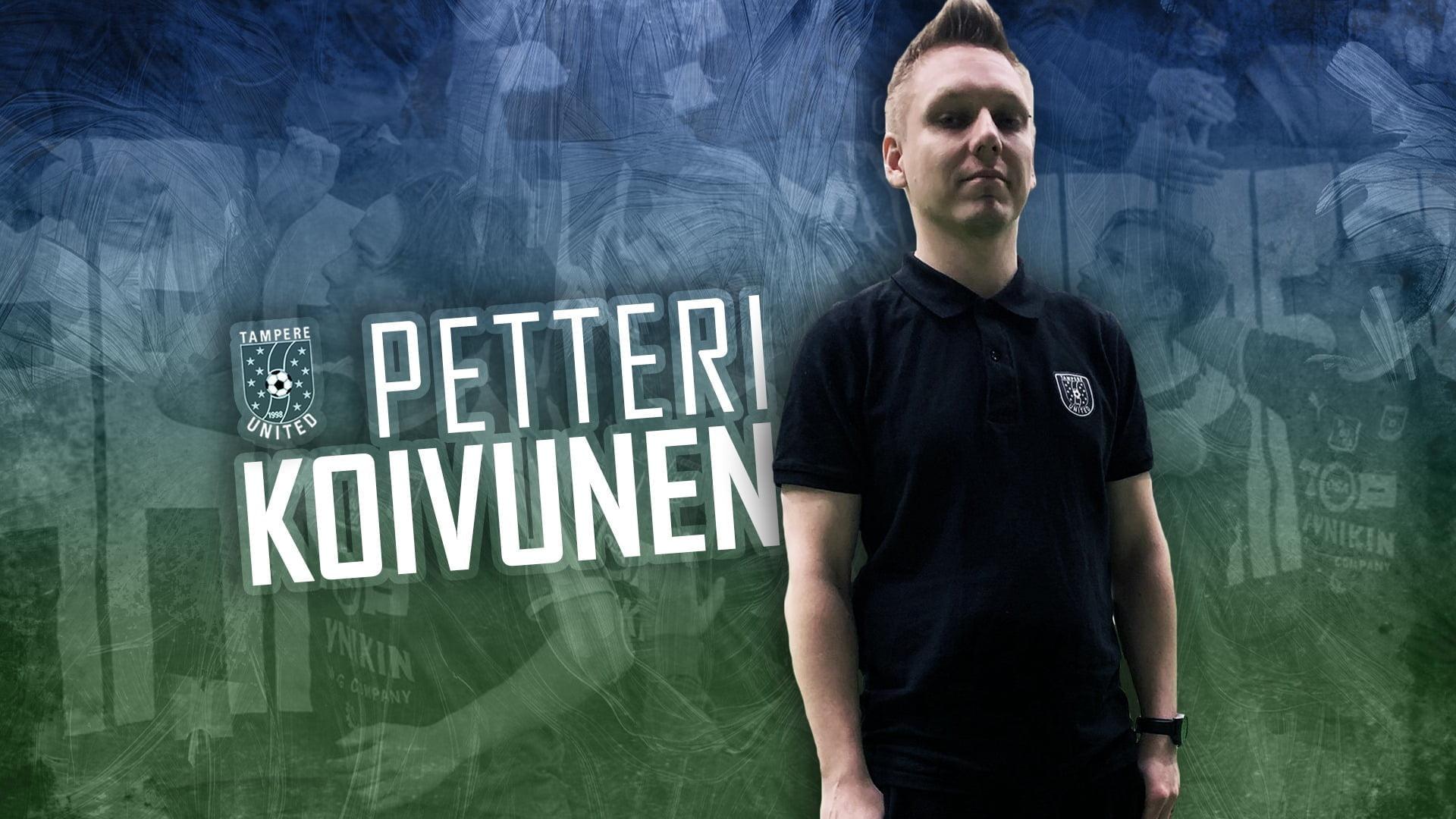 Petteri Koivunen hieroo Tampere Unitedin pelaajat ja jäsenet -uutiskuva