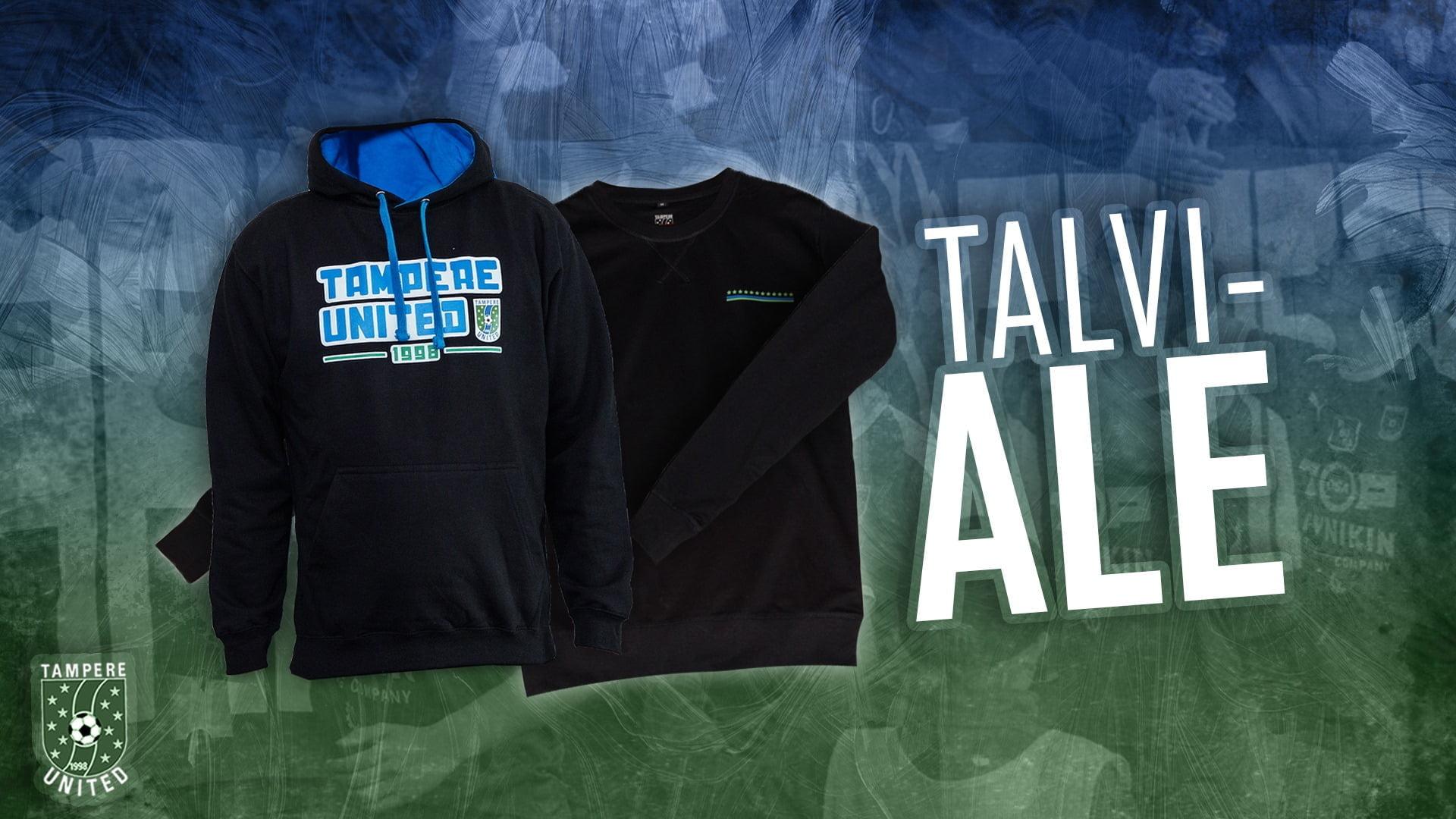 Lämpimiä TamU-paitoja talvialessa -uutiskuva
