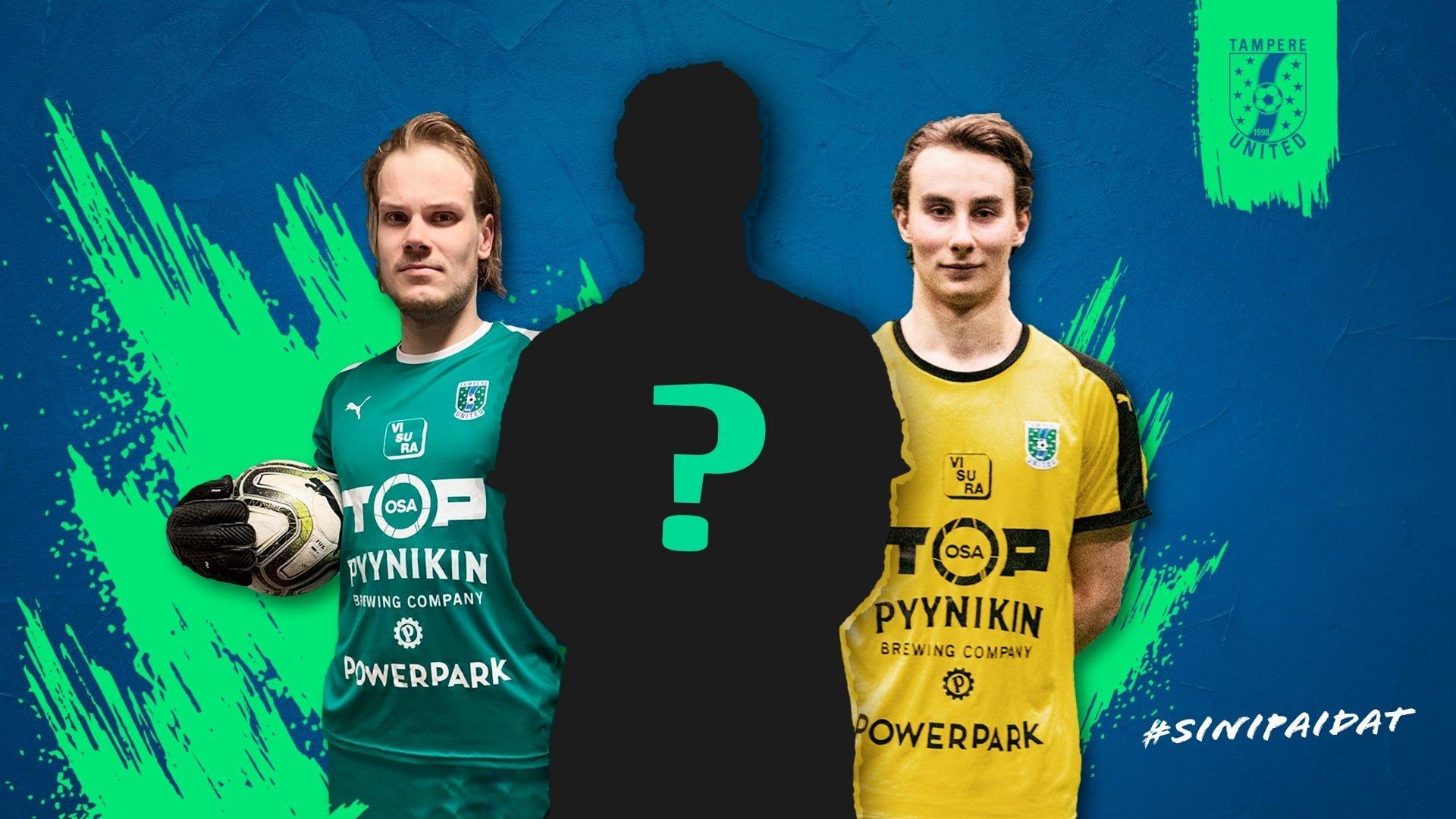 Tampere United hakee kolmatta maalivahtia edustukseen -uutiskuva