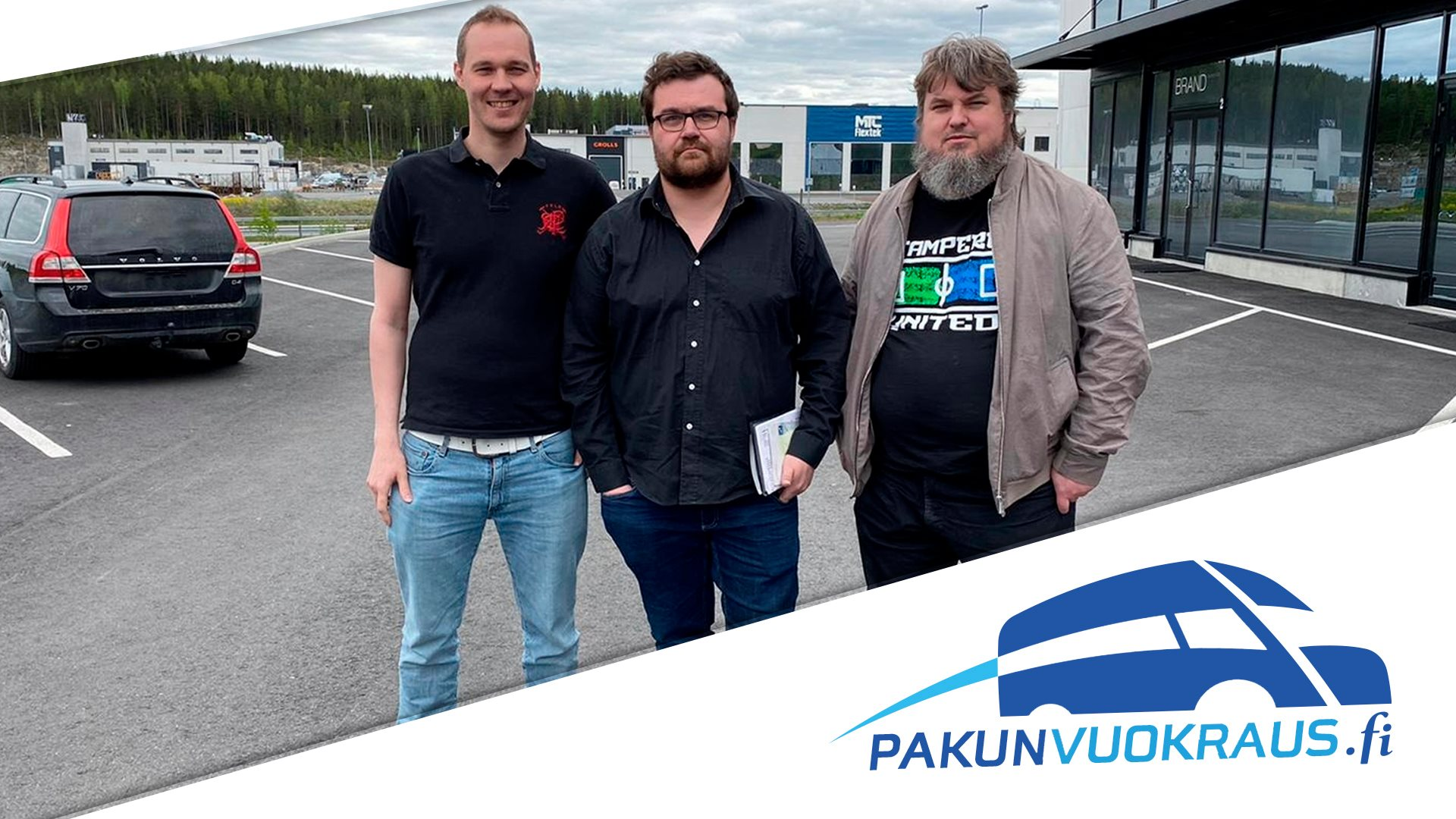 Pakettiautojen vuokraukseen liittyvä liiketoiminta Tampere Unitedin haltuun -uutiskuva