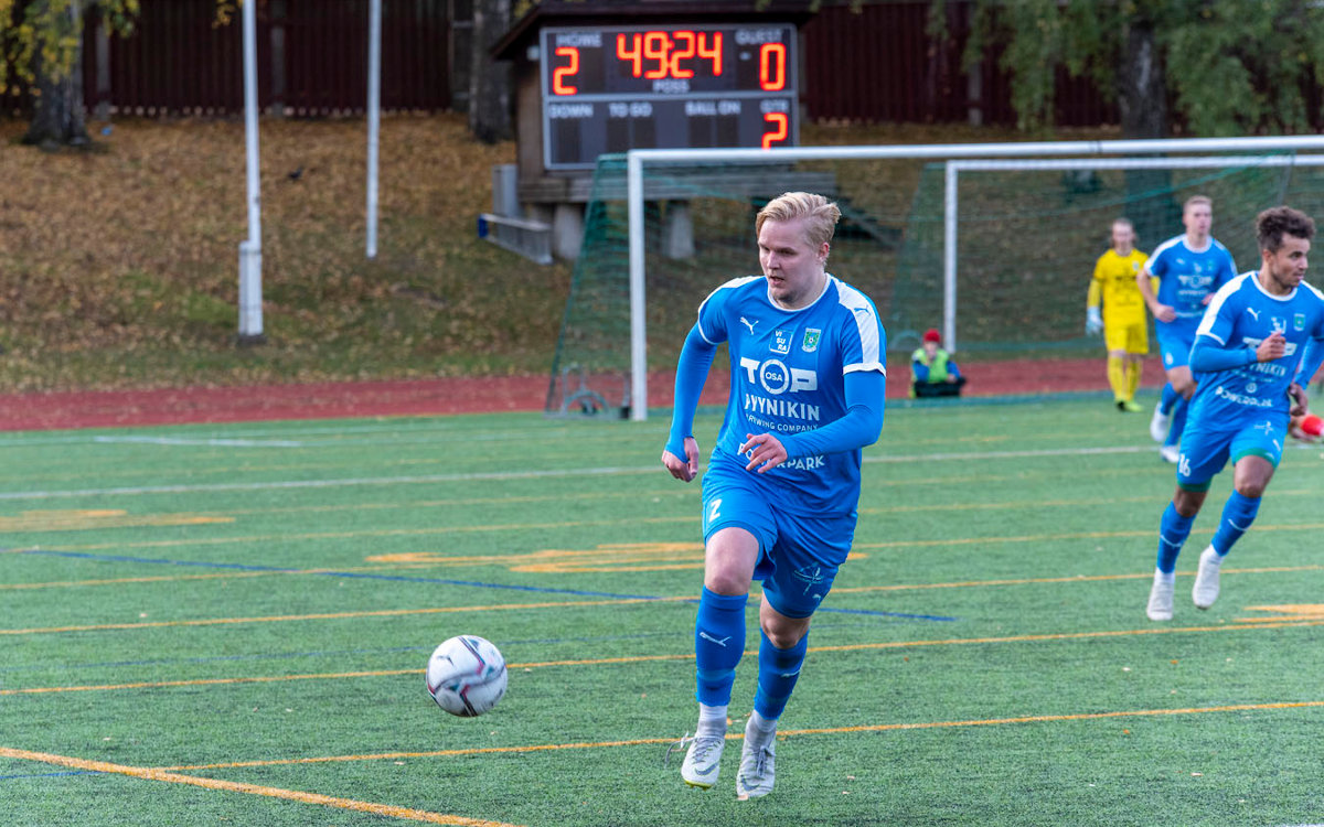 Tampere United palaa pallon pariin säiden lauhduttua -uutiskuva