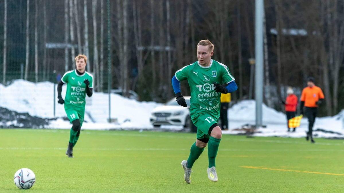 Talven tappiotta pelannut TamU otti vuoden ensimmäisen voiton -uutiskuva