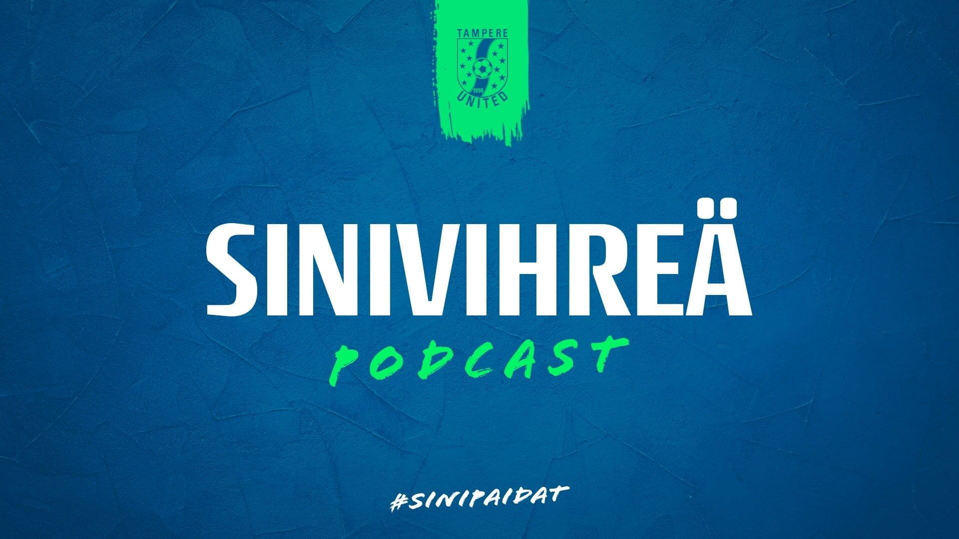 Sinivihreän podcastin kauden 2021 toisen jakson aiheena on kannattajatuotteet -uutiskuva