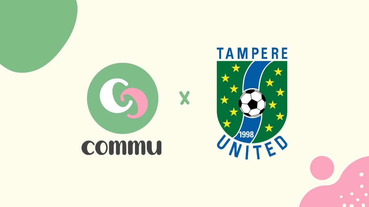 TamU tukee auttamisen alusta Commua – Sami Ekmark kertoo mistä on kyse -uutiskuva