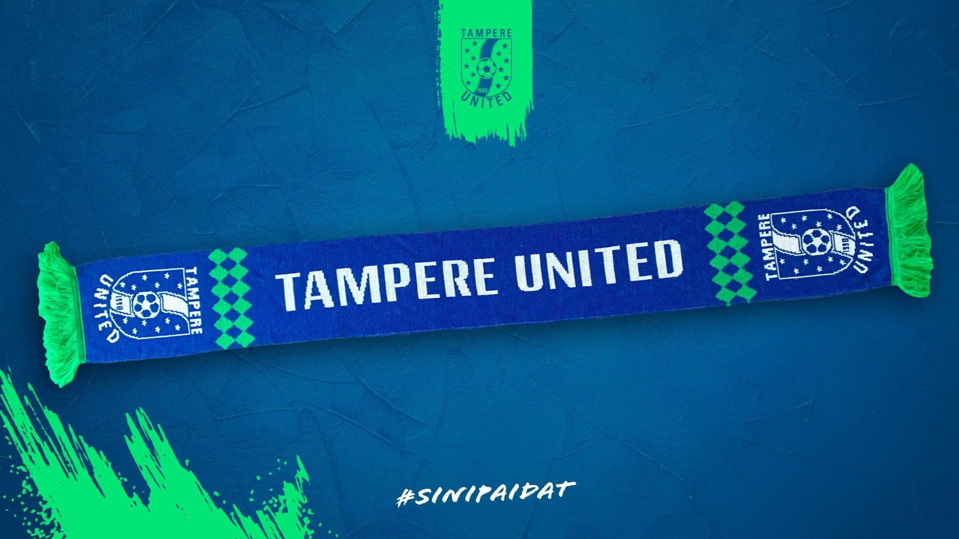 Tue Tampere Unitedia: osta uusi argyle-kuvioinen TamU-huivi -uutiskuva