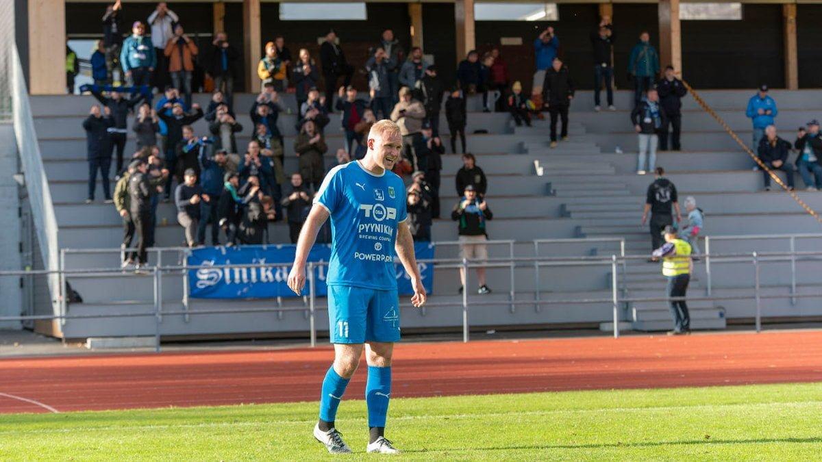 Tampere United tärkeään voittoon Nokialla jännittävien vaiheiden jälkeen -uutiskuva