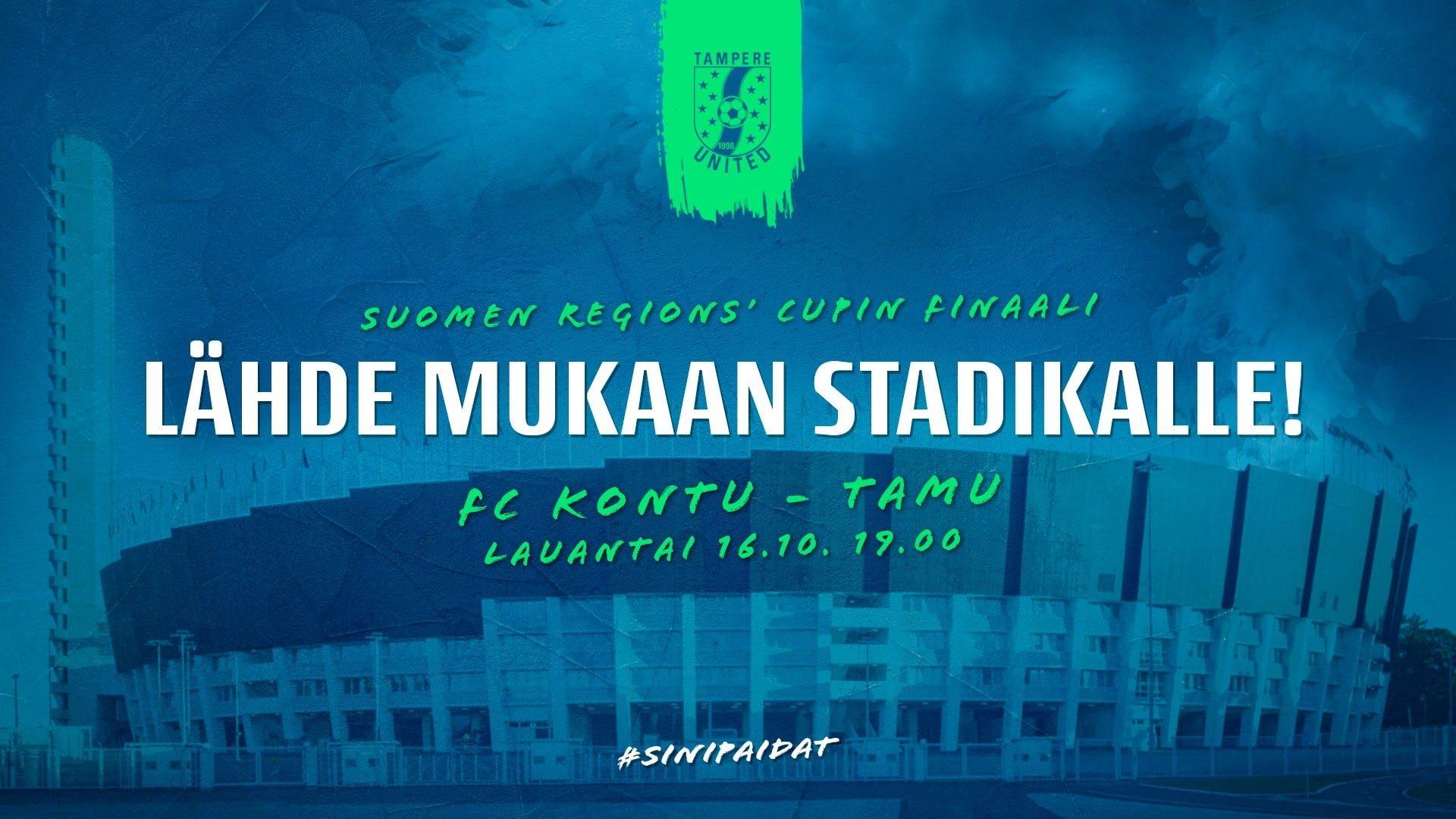 Mikä on Suomen Regions' Cup? – Katsaus Sinipaitojen historiaan -uutiskuva